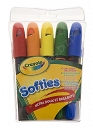 CRAYOLA KREDKI SOFTIES