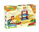 WADER KID CARS 3D-GARAGE 2 POZIOMY 53020