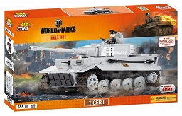 COBI WORLD OF TANKS TIGER I 3000
