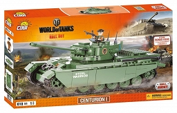 COBI WORLD OF TANKS CENTURION I 3010